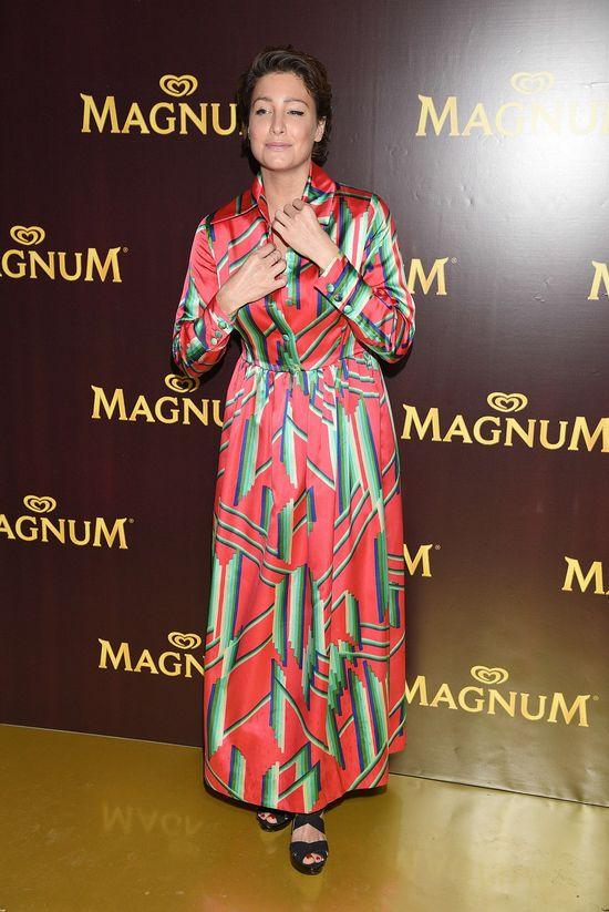 Gwiazdy i celebrytki na imprezie Magnum