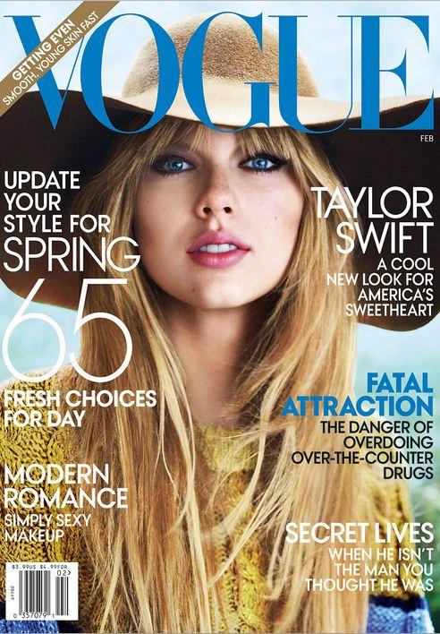Okładki Taylor Swift