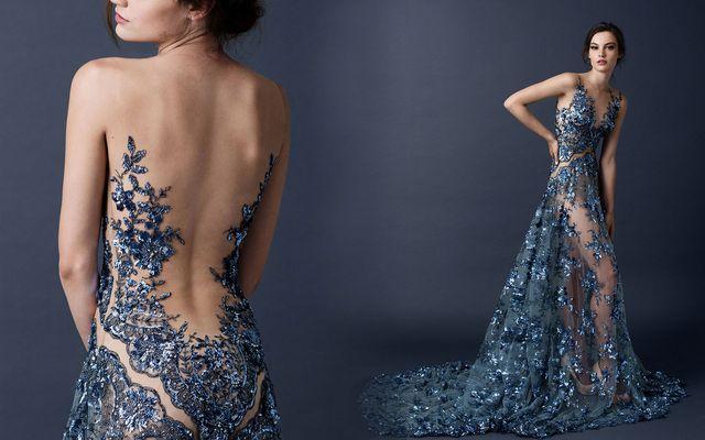 Paolo Sebastian – 2015 AW Couture – kreacje do zachwycania!