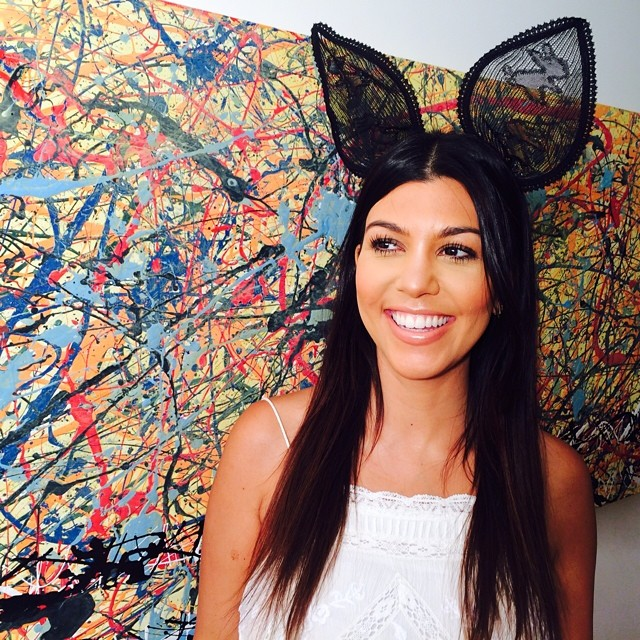 36 instagramowych zdjęć na 36 urodziny Kourtney Kardashian