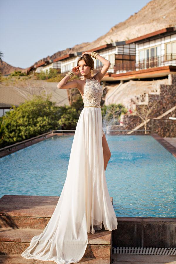 Perfekcyjne w każdym calu suknie ślubne od Julie Vino