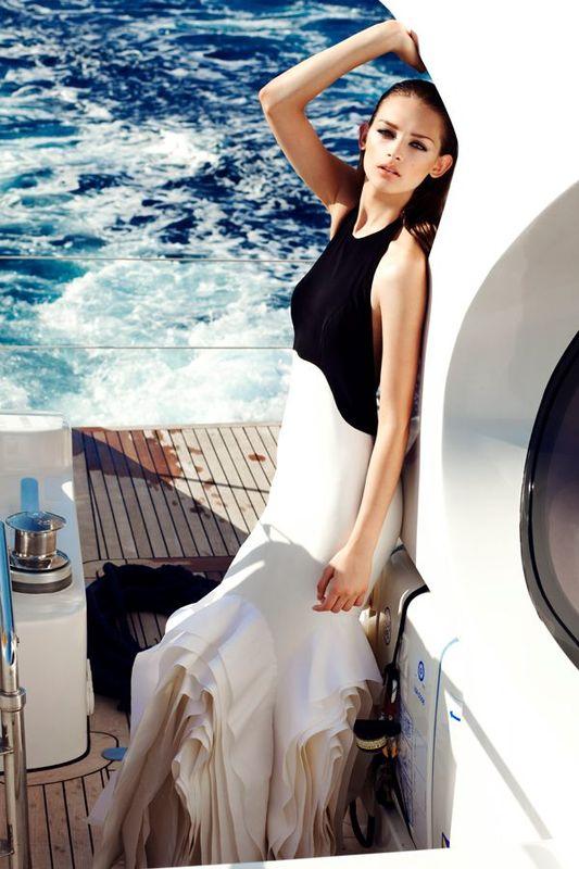 Daga Ziober w kampanii marki LaMania (FOTO)