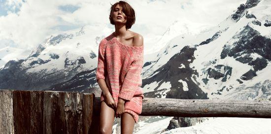 Daria Werbowy w zimowej kampanii H&M (FOTO)