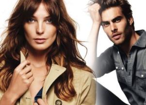 Superduet w kampanii H&M