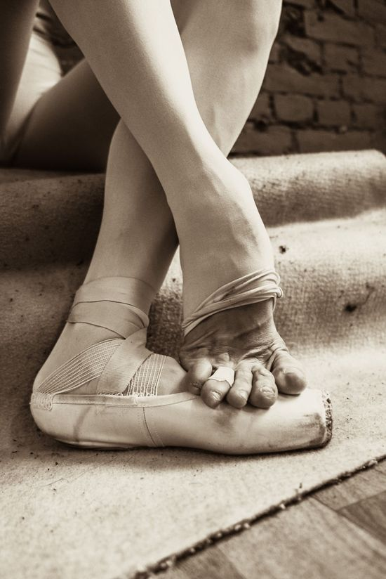 Te NIESAMOWITE zdjecia pokazują ciemniejszą stronę baletu