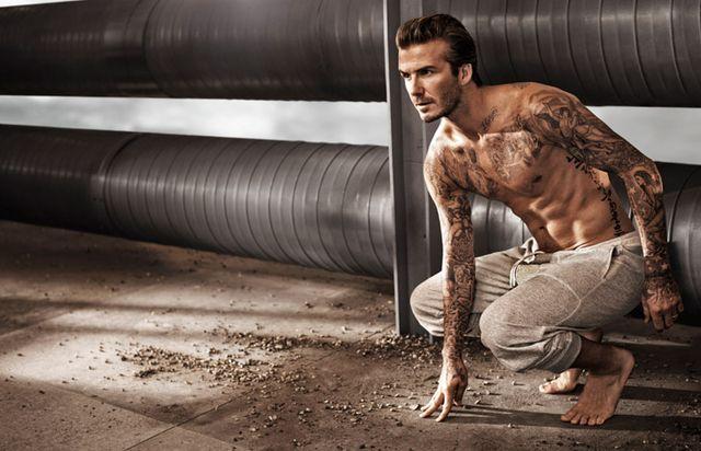 Seksowny David Beckham w nowej kampanii H&M
