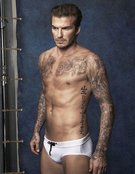 Gorąca kampania strojów kąpielowych H&M z Davidem Beckhamem!