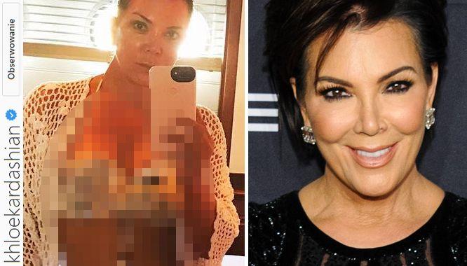 6 ciąż i TAKIE ciało, czyli… Kris Jenner pozuje do zdjęcia w bikini!