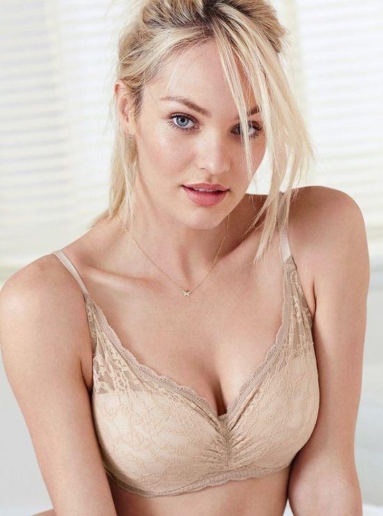 Candice Swanepoel w najnowszej kampanii Victoria's Secret