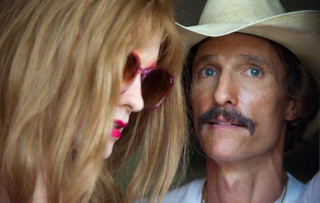 Makijażysta z filmu Dallas Buyers Club: Dorysowywałam żyły