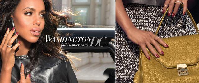 Washington DC, czyli jesienna kolekcja lakierów do paznokci od OPI