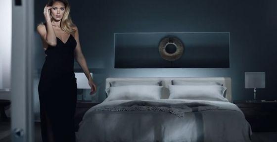 Doutzen Kroes twarzą marki Samsung i Calvin Klein!
