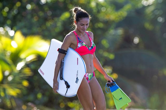 Będziecie bardzo pozytywnie zaskoczone kolekcją strojów kąpielowych od Decathlon