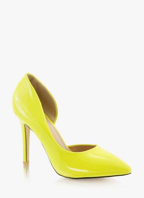Wiosenny przegląd butów z czubkiem (FOTO)