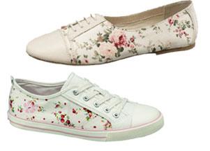 Torebki i buty w kwiaty od Deichmann (FOTO)