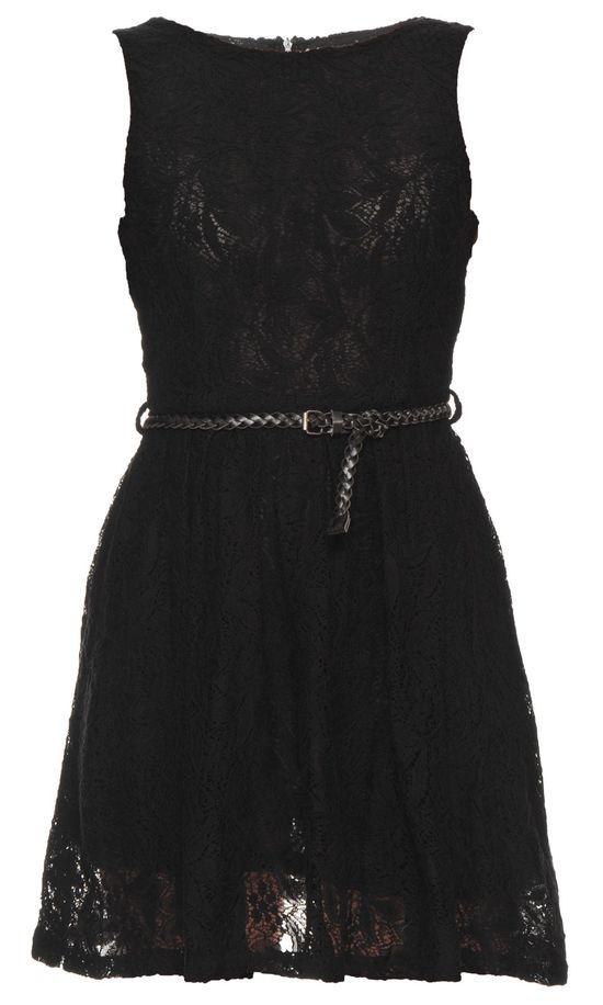 Czarne sukienki na studniówkę 2014 (FOTO)