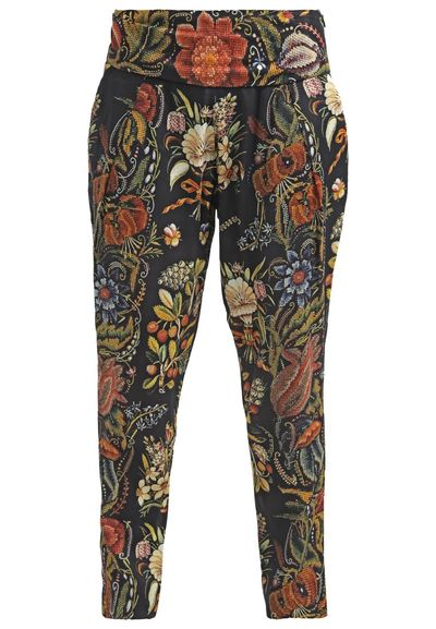 Wzorzyste spodnie na jesień - 10 modnych propozycji (FOTO)