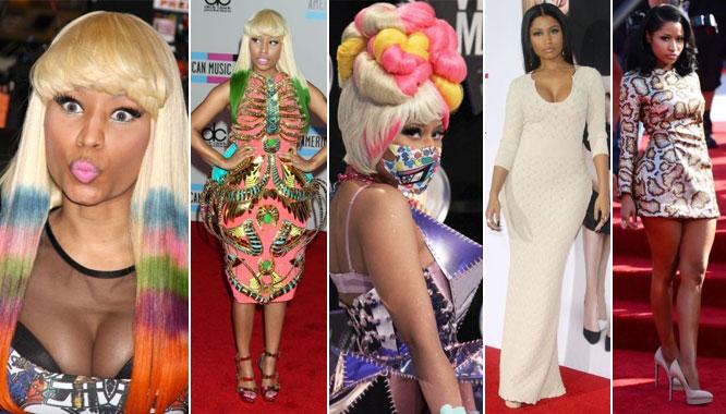 Nicki Minaj - od królowej kiczu do prawdziwiej damy?