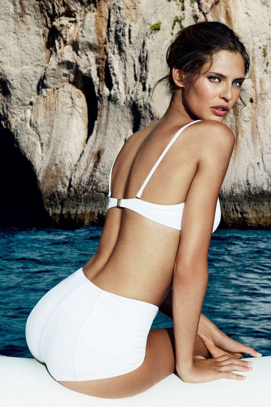 Bianca Balti ponownie dla Dolce & Gabbana Light Blue