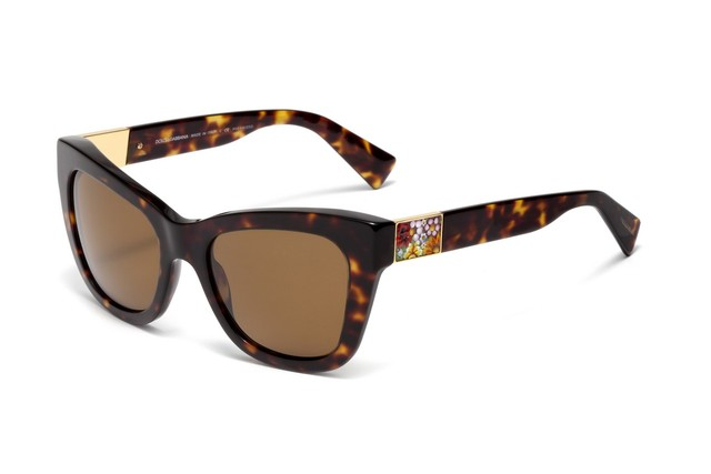 Mosaico Dolce & Gabbana - czy to najpiękniejsze okulary?