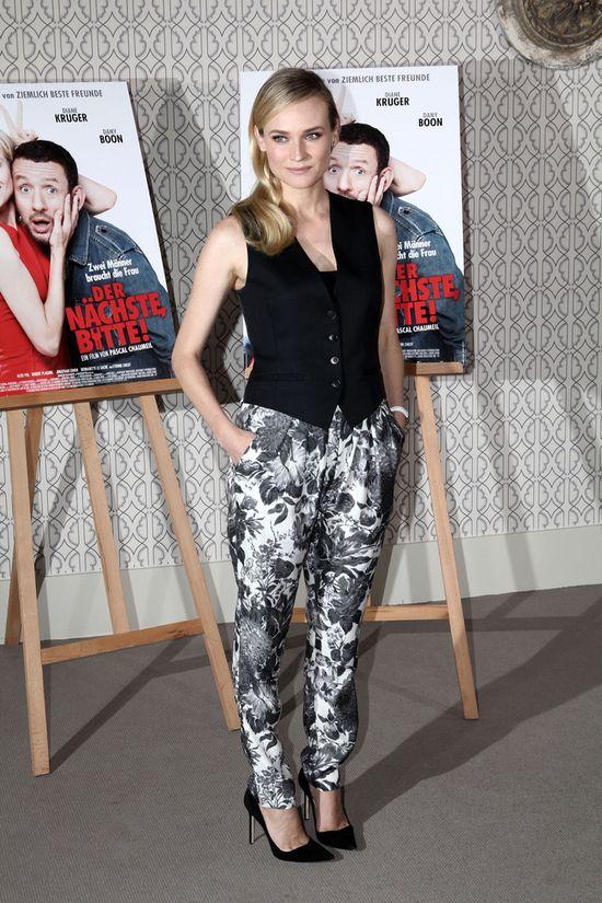 Diana Kruger w zestawie od Stelli McCartney (FOTO)