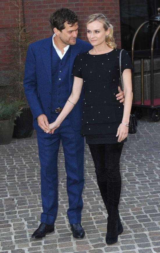 Diane Kruger w Chanel (FOTO)