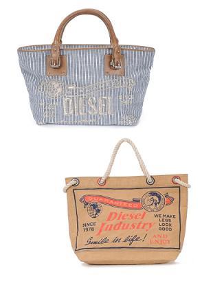 Wiosenne torby z kolekcji marki Diesel
