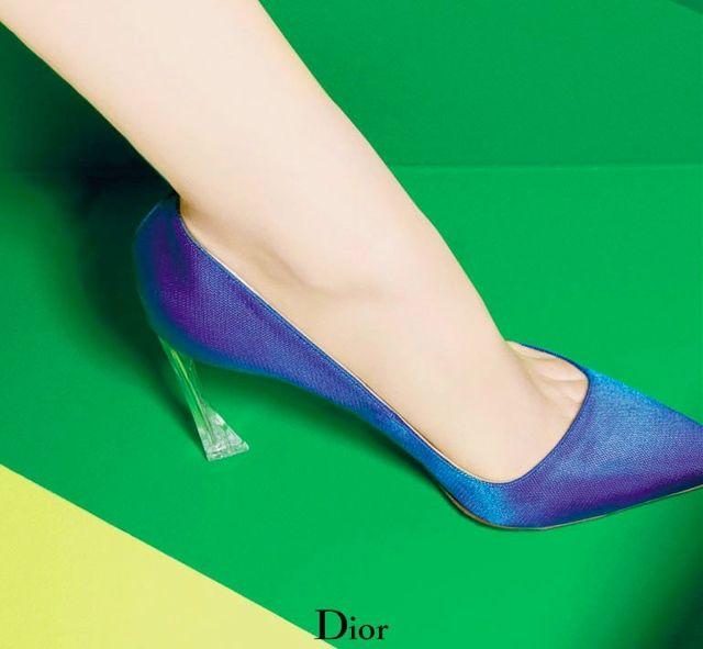 Kolorowa kolekcja dodatków Dior Cruise 2014 (FOTO)