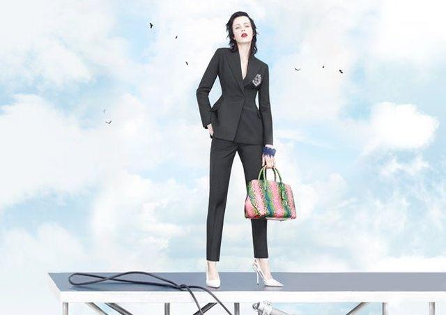 Wiosenno-letnia kampania Dior (FOTO)