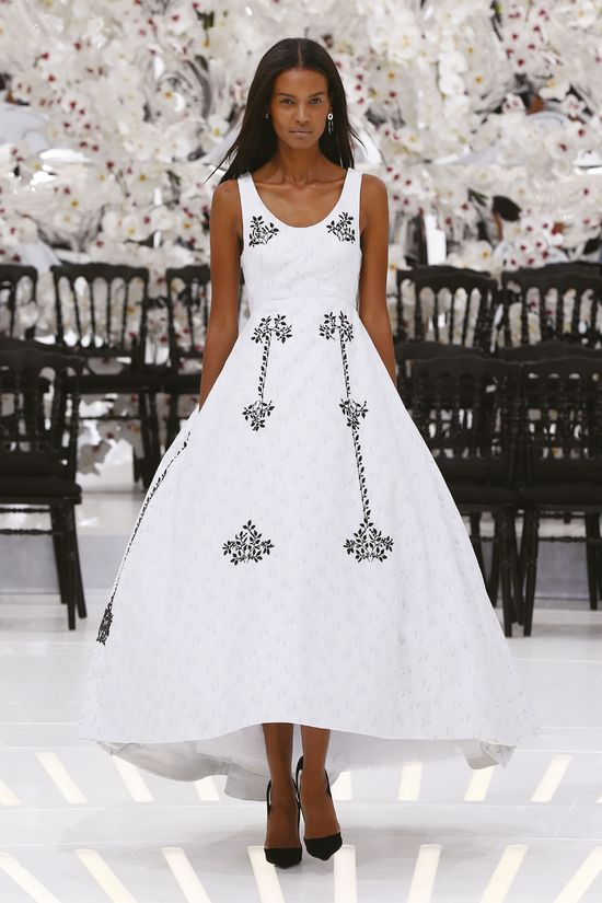Czarująca kolekcja Dior haute couture jesień-zima 2014/2015