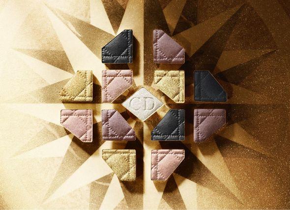 Złota kolekcja Diora na święta 2013 (FOTO)