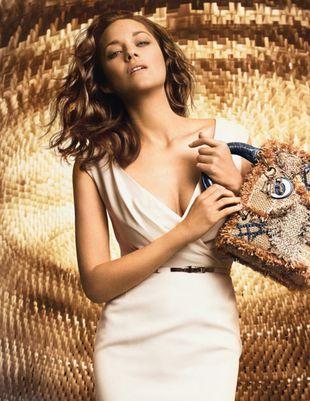 Marion Cotillard ponownie dla marki Dior