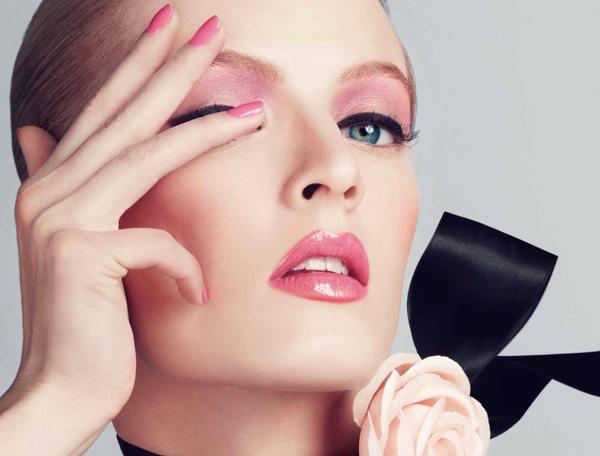 Daria Strokous ponownie dla Diora