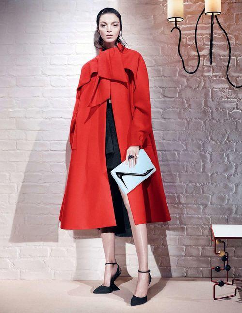 Kampania Dior jesień-zima 2013/14