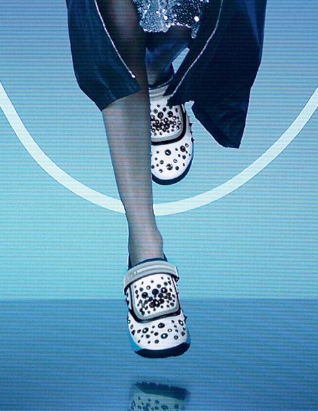 Czy to najbardziej ekstrawaganckie buty sportowe na świecie?