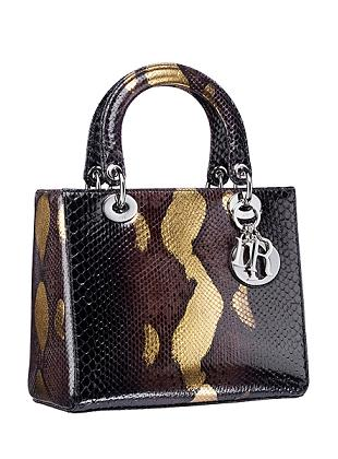 Dior - torebki z kolekcji jesień/zima 2012
