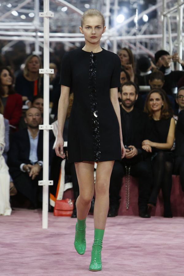 Christian Dior Haute Couture Spring-Summer 2015 (FOTO)