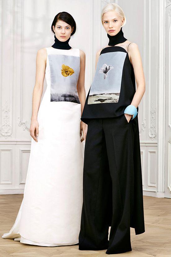 Camilla Belle w zestawie z najnowszej kolekcji marki Dior