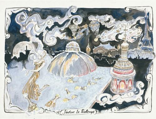 Świąteczna kolekcja Dior specjalnie dla paryskiego Printemps
