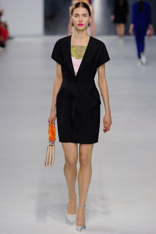 Jennifer Lawrence potwierdza słabość do kreacji Diora