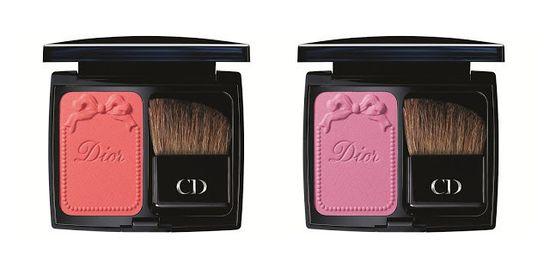 Dior Trianon - romantyczny makijaż na wiosnę 2014 (FOTO)