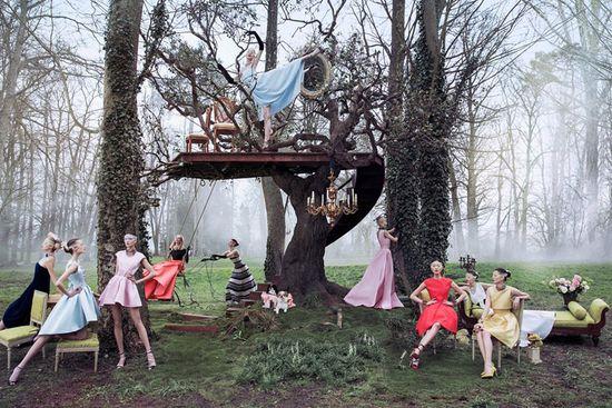 Dior Secret Garden 2- pierwsze zdjęcia kampanii