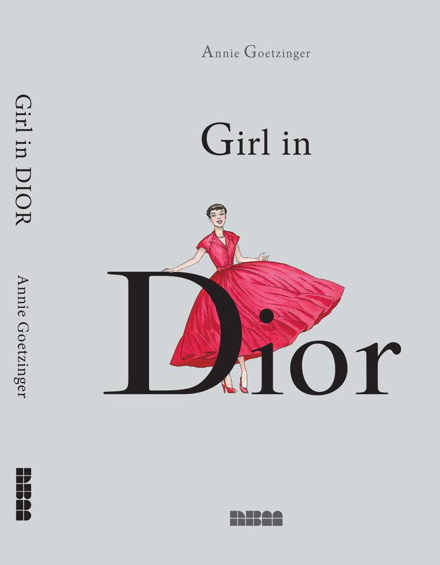 Zakochacie się w historii domu mody Dior w rysunkach (FOTO)