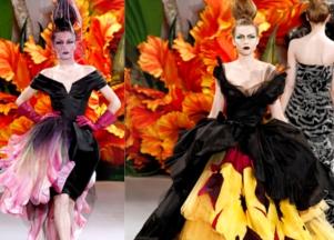 Dior: Paris Haute Couture, jesień/zima 2010