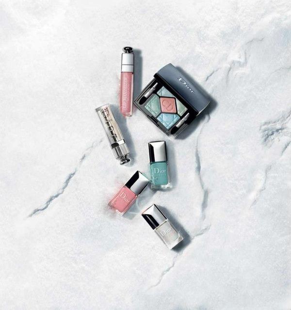 DiorSnow - wiosenna kolekcja kosmetyków do makijażu od Diora