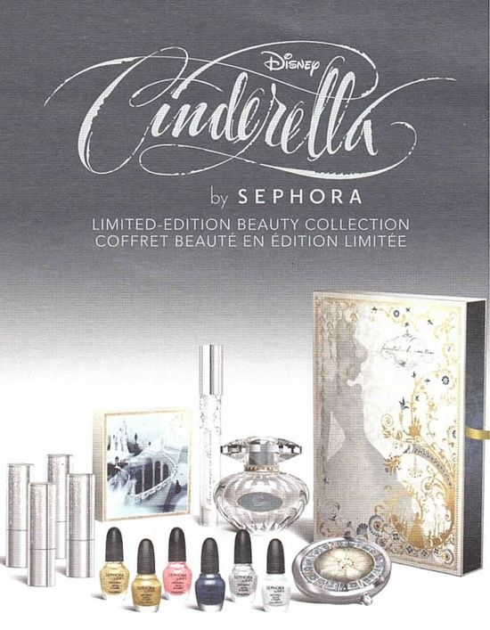 Zoom na Disney Cinderella Collection (FOTO+VIDEO