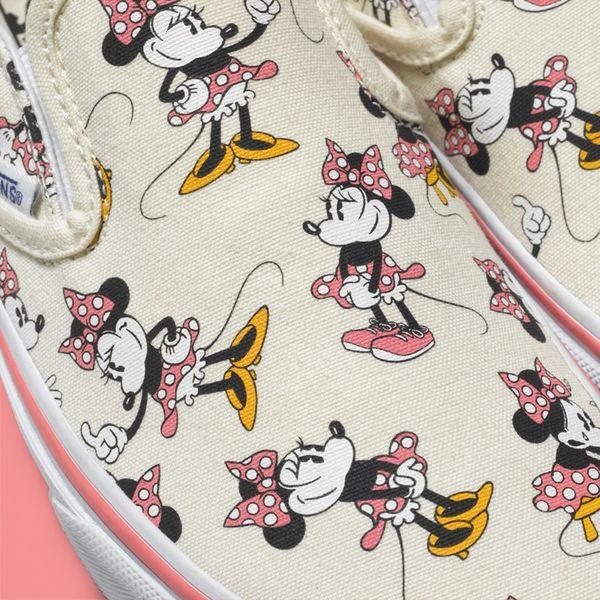 Minnie & Mickey gwiazdami kolekcji Vans x Disney (FOTO)