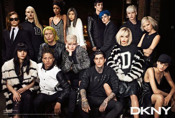 Rita Ora dla DKNY! (FOTO)