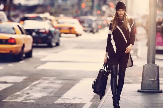 Cara Delevingne twarzą kampanii DKNY jesień-zima 2013/14