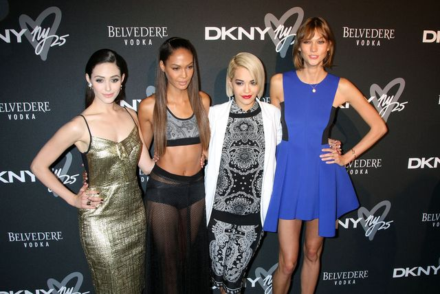 DKNY 25th Birthday Bash FL